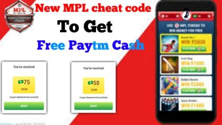 Find Latest & Working MPL Coupon Codes To Get Free Tokens + Cash